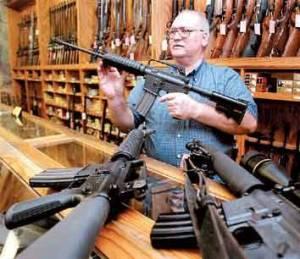 venta de armas